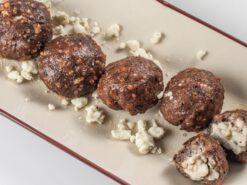 bleu-cheese-stuffed-meatball-appetizer-Lavender-and-Mustard